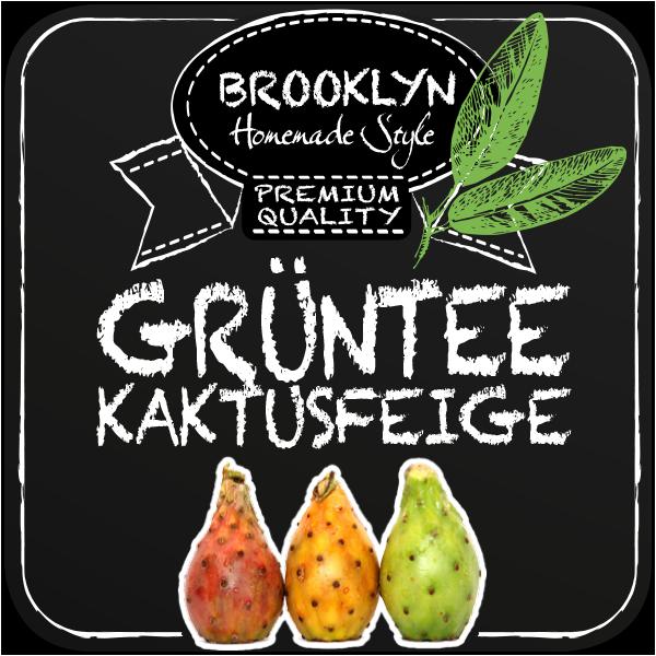 Brooklyn Grüntee Kaktusfeige