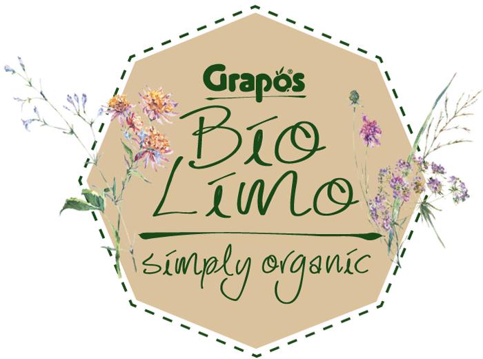 Grapos Bio Limo - Klick für Großansicht oder Download